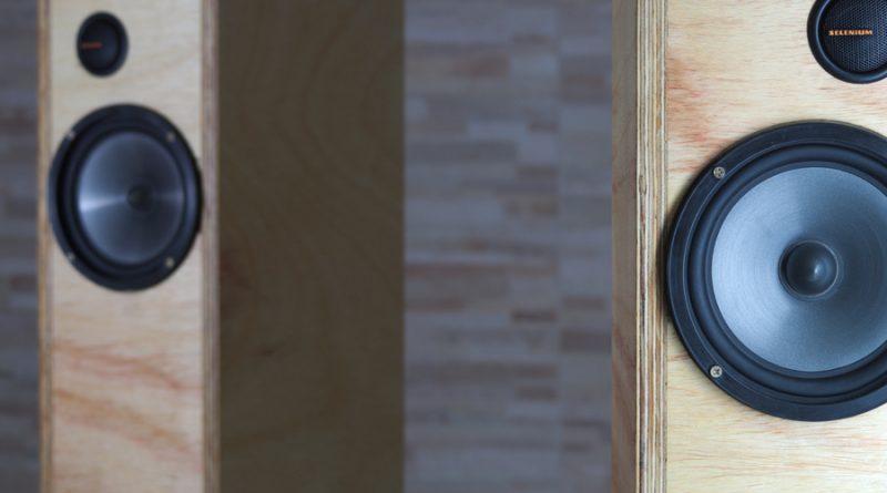 aprenda como projetar caixas de som